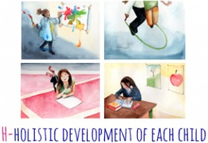 holistic developement